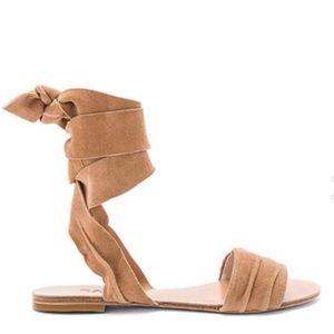 Raye Wrap Sandals Size 7.5